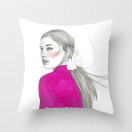 MÍRAME Throw Pillow