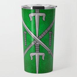 Weapons Down - TMNT Travel Mug