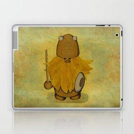 Hirsute Viking Homunculus Laptop & iPad Skin