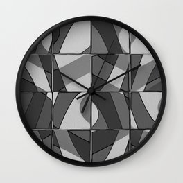 Chisel Wall Clock