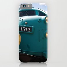 Train In Your Face iPhone 6s Slim Case
