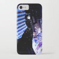 vertigo iPhone & iPod Cases featuring Vertigo by Danielle Tanimura