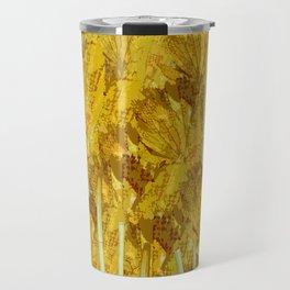 Autunm flowers Travel Mug