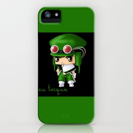 Chibi Zazu iPhone Case