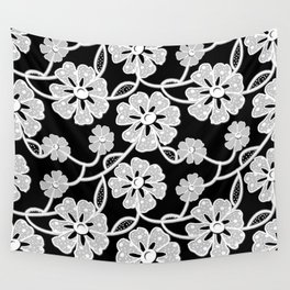50's Lace Wall Tapestry