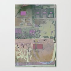 inka Canvas Print