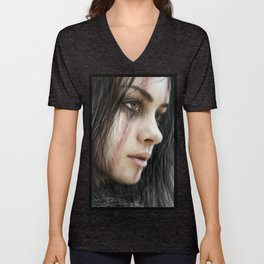 From the Storm Unisex V-Neck
