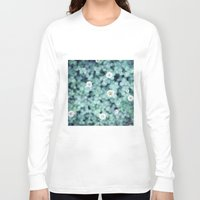clover Long Sleeve T-shirts featuring Clover by Van Chee