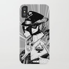 Lenny iPhone Case