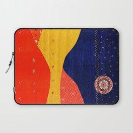 N88 - Collage Art, Boho Morocco by Arteresting Laptop Sleeve