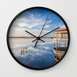 Haapslau and Baltic sea 2.0. Wall Clock