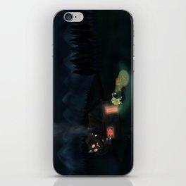 You villian!! iPhone Skin