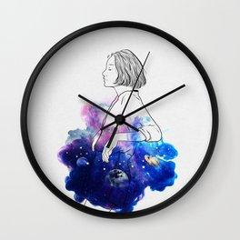 Night stories. Wall Clock