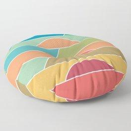 4 Degrees Floor Pillow