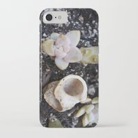 ghost in the shell iPhone & iPod Cases featuring Baby Ghost by CASI