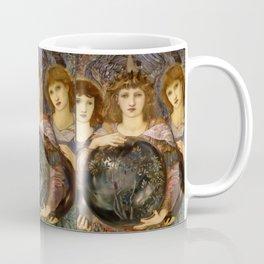 "Edward Burne-Jones ""The Days of Creation - Day 3"" Coffee Mug"