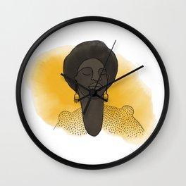 Nina Simone - Freedom Wall Clock