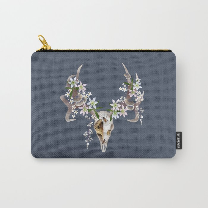 Life Death Resurrection Carry-All Pouch