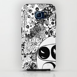 Aliens Among Us iPhone Case