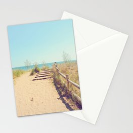 AFE Gibraltar Point Beach Stationery Cards