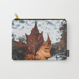 Big Leaf Carry-All Pouch