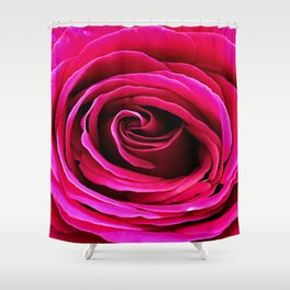 Purity Of Paradise Shower Curtain