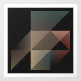 Shards 20160827 | 181626564614 Art Print