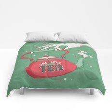 Time For Tea Comforters