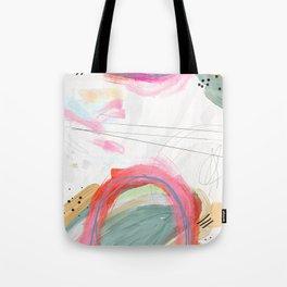 Here Again Tote Bag