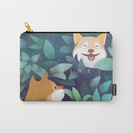 Leaf Doge Carry-All Pouch