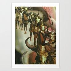 Calvaria Art Print