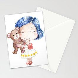 Hug a Bear Stationery Cards