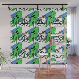 Monster Maddness Wall Mural