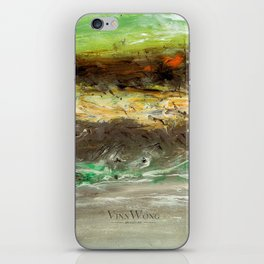 Unearthed iPhone Skin