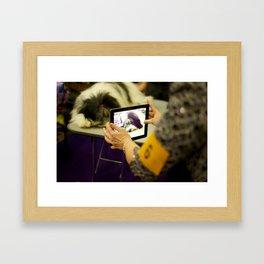 iPad Photography Framed Art Print