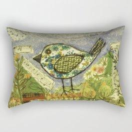 Start of a Joyful Day Rectangular Pillow
