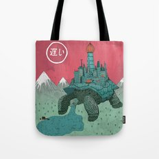 Slow Tote Bag