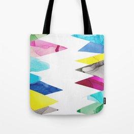 Sharp Passage Tote Bag