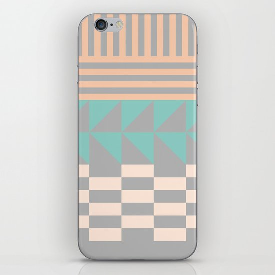 Opostos iPhone & iPod Skin