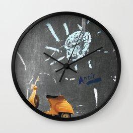 Addio Wall Clock