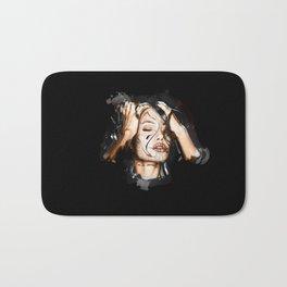 Angelina - Dia de los Muertos Bath Mat