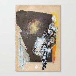 "4b - ""a shaft of sunlight breaking through"" Canvas Print"