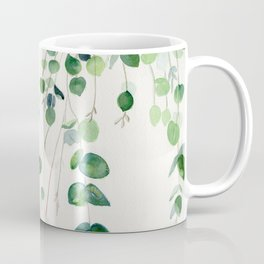 Eucalyptus Watercolor Coffee Mug