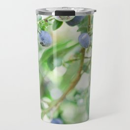 Blueberry Days Travel Mug