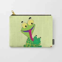 Froggy's Father's Day Carry-All Pouch