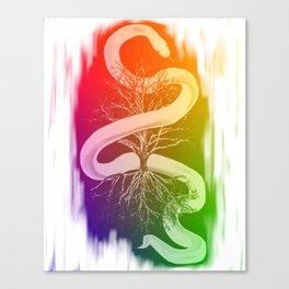 Naturalism Canvas Print