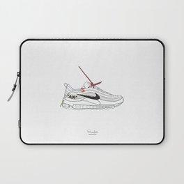 N I K E x Off-White The 10 : Air Max 97 OG Laptop Sleeve
