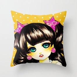 Midori Throw Pillow