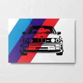 E30 M3 Metal Print