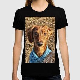 Charlie the Dachshund T-shirt